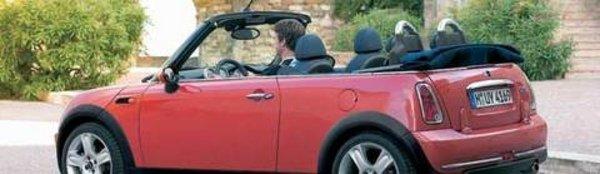 La Mini cabriolet Cooper S prévue pour septembre
