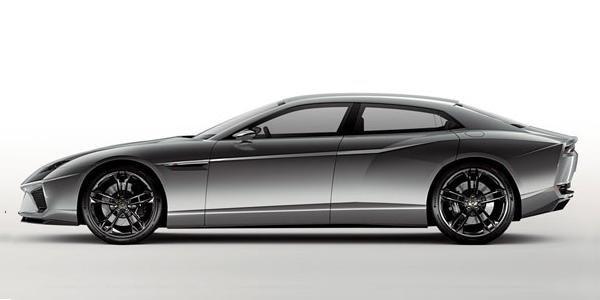l'annonce du 3ème modèle Lamborghini
