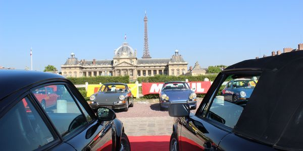 Le Paris Porsche Festival revient pour sa 3ème édition