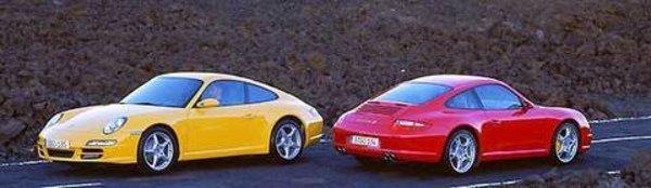 La nouvelle Porsche 911