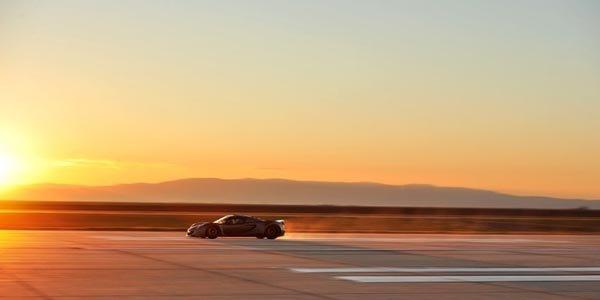 426 km/h pour la Hennessey Venom GT !