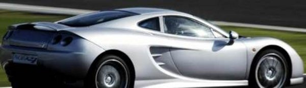 L'Ascari KZ 1 sera produite