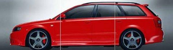 L'Audi Abt AS 400