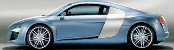 L'Audi Quattro Le Mans
