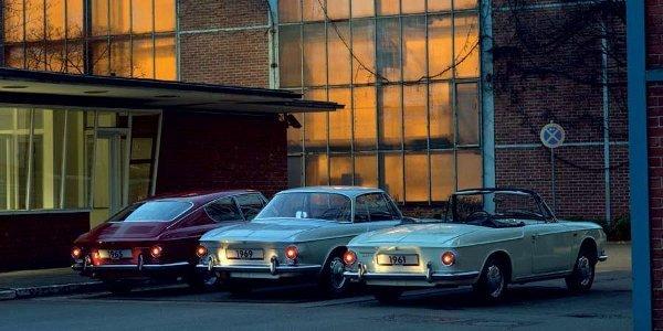 La Karmann-Ghia Type 34 fête ses 50 ans