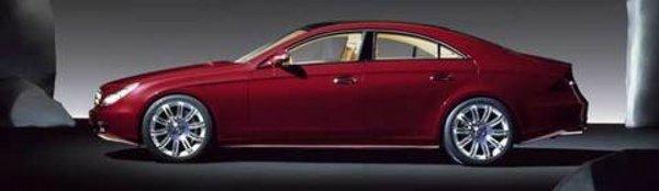 Le concept CLS Mercedes