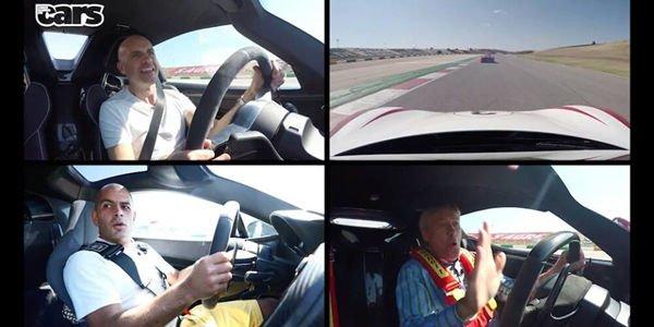 52 minutes d'Hypercars avec Chris Harris