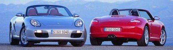 Porsche Boxster génération 2