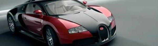 La Bugatti Veyron sera lancée en avril 2004