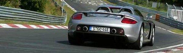 Porsche Carrera GT: la plus rapide sur le Nürburgring