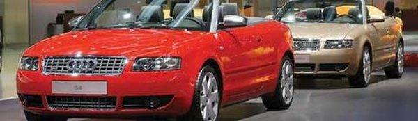 L'Audi S4 cabriolet