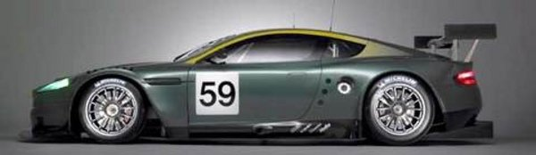 Aston Martin DBR 9