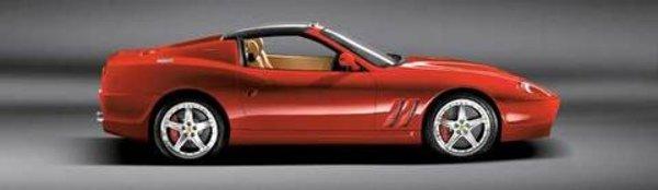Ferrari Superamerica : une version cabriolet pour la 575M