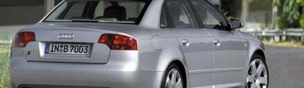 Nouveau design pour l'Audi S4