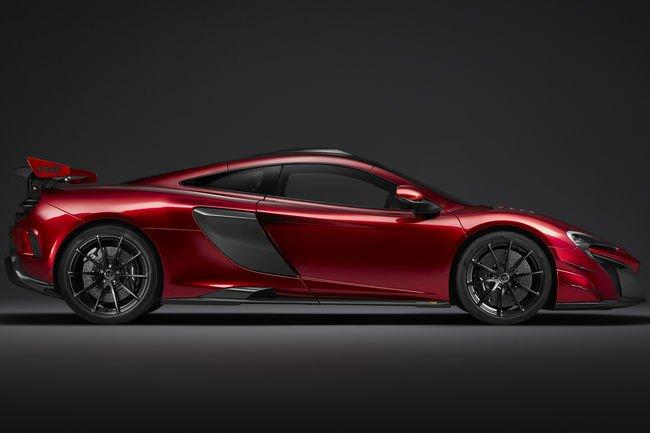 McLaren MSO HS : 688 ch sous le capot