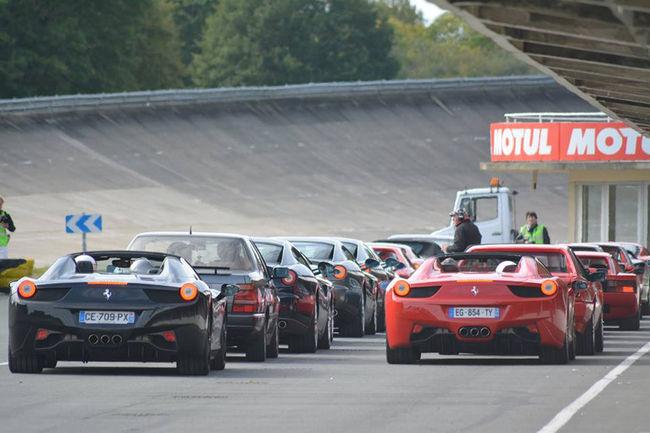 6ème édition d'Autodrome Italian Meeting