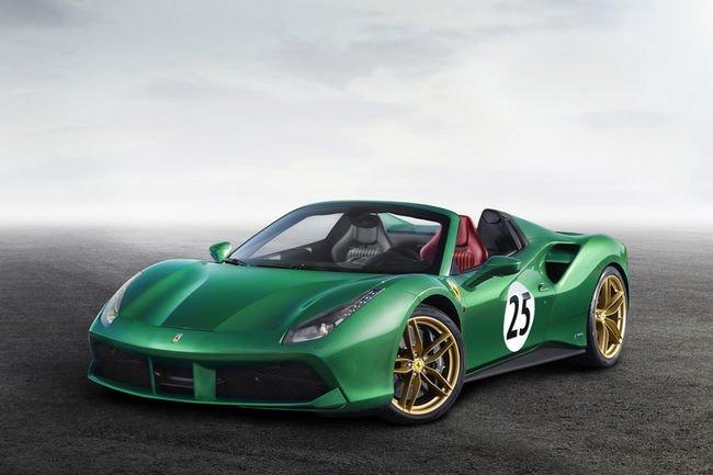 Ferrari fête ses 70 ans avec 350 modèles spéciaux