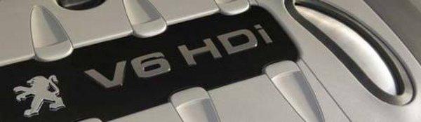 Contact … avec la Peugeot 607 V6 HDI