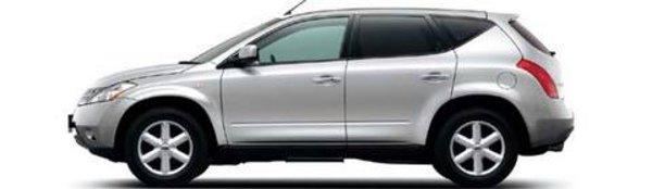 Le Nissan Murano arrive en Europe