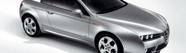 L'Alfa Romeo Brera à Genève