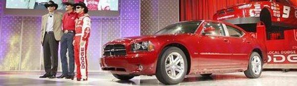 Le retour de la Dodge Charger
