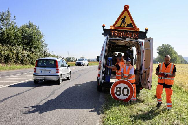 80 km/h : opération gagnante... pour les caisses de l'Etat