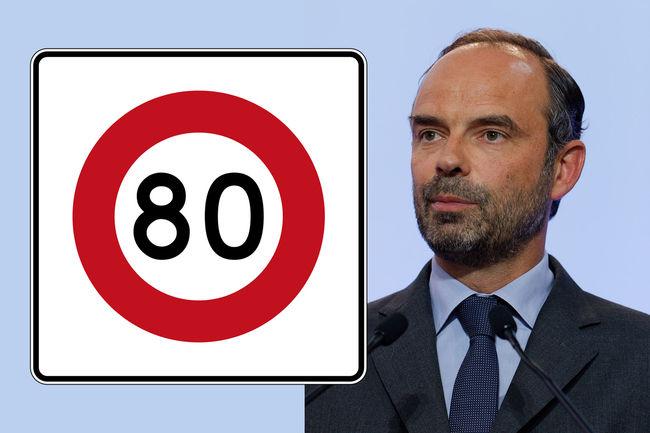 80 km/h : nouveau week-end de mobilisation