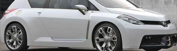 Nissan Sport Concept en avant première