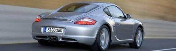 Porsche Cayman pour novembre