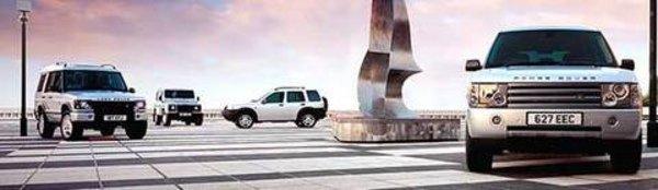 5 nouveaux modèles chez Land Rover