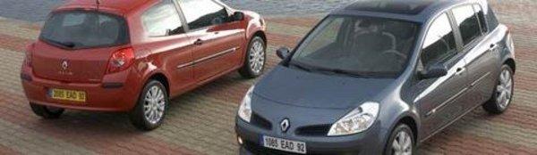 La Renault Clio III se dévoile