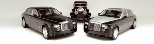 Rolls Royce Phantom 80e anniversaire