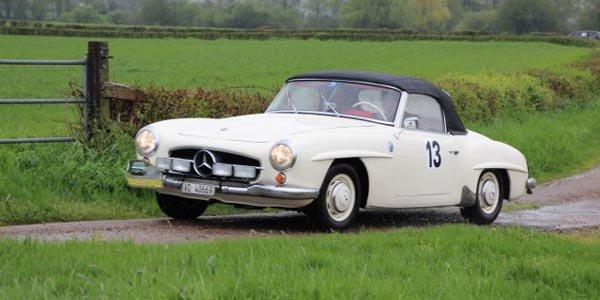 9è édition du Rallye Brionnais Historique