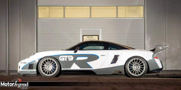 9ff GT9-R : la plus rapide du monde ?