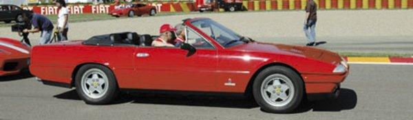 A lire : Ferrari, Les bolides de route