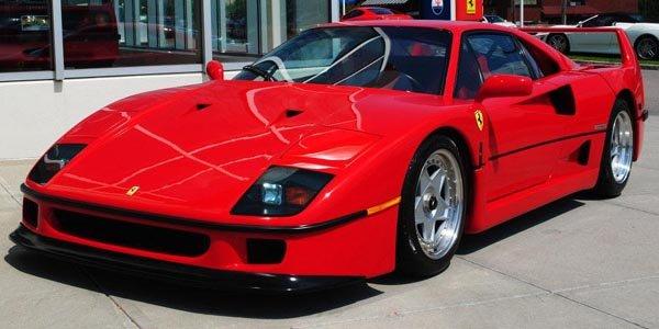 A saisir: trois Ferrari pour 6 millions $