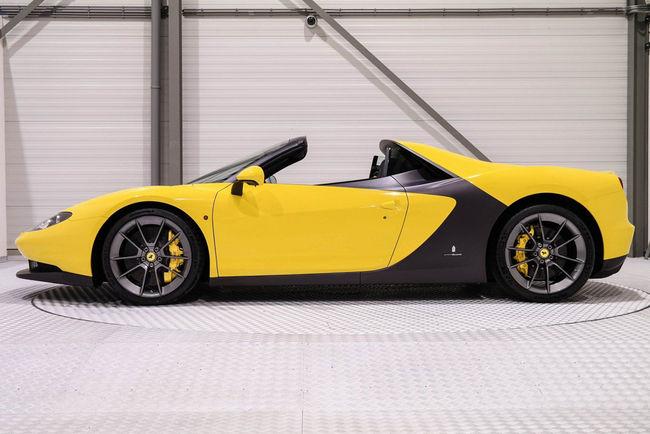 Offrez-vous l'un des six exemplaires de la Ferrari Sergio