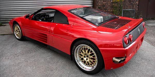 Le prototype de la Ferrari Enzo est à vendre