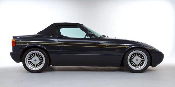 A vendre une rare Alpina Roadster Limited Edition