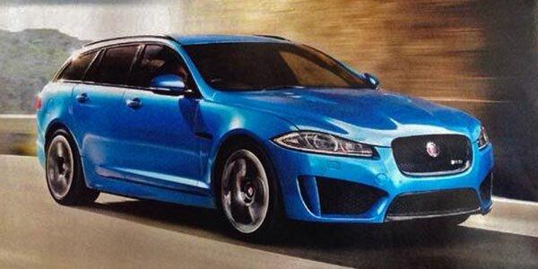 Rumeur : Jaguar XFR-S Sportbrake