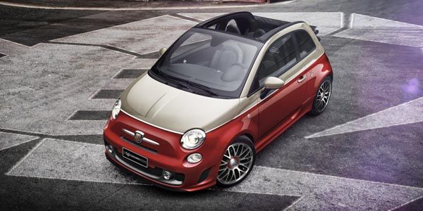Série spéciale Abarth 595 The Good Life