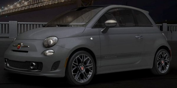 Abarth 500 : Séries Tenebra et Cattiva
