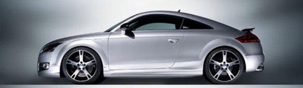 ABT s'attaque à l'Audi TT