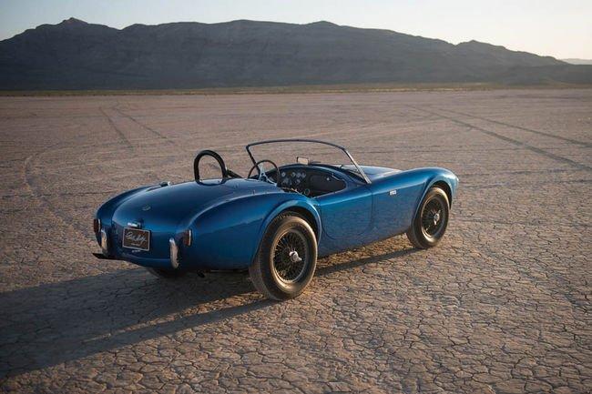 AC Heritage va réaliser neuf nouvelles Shelby Cobra