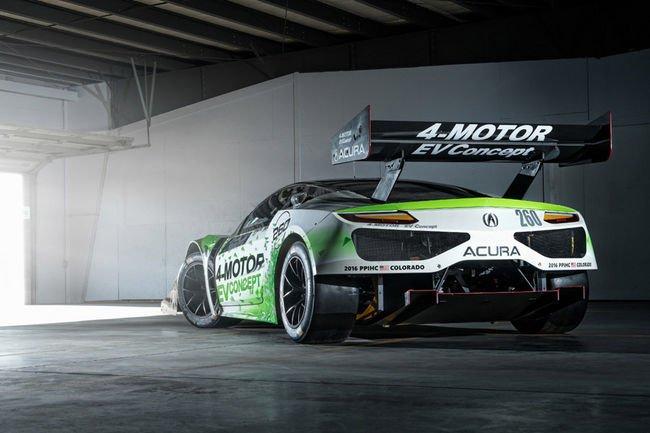 Concept Acura EV Pikes Peak : comme ça