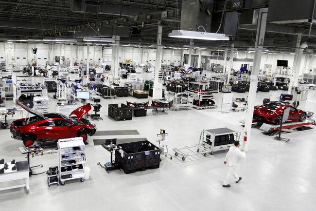 Les propriétaires de l'Acura NSX invités à l'usine