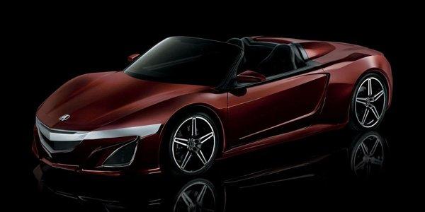Acura NSX Roadster au cinéma