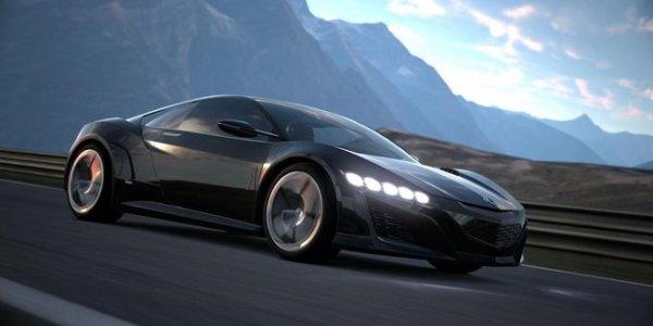 La Honda NSX dans Gran Turismo 6
