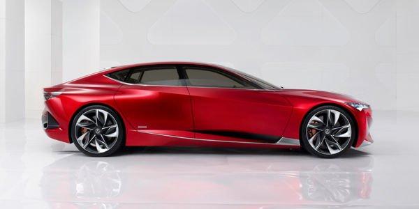 Salon de Detroit : Acura Precision Concept