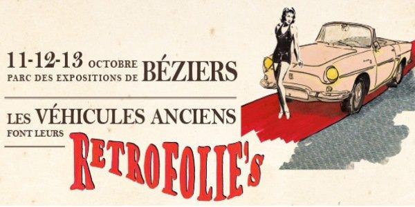 Rétrofolie's de Béziers 2013